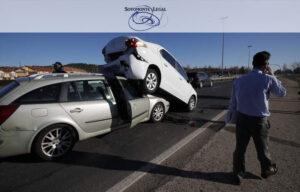 Accidente de circulación en Tenerife: Elementos Perjudiciales
