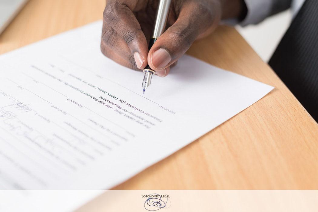 Incumplimiento de contrato: Abogado especialista en Tenerife